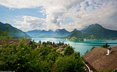 Talloires - Lac d'Annecy - Haute-savoie by romvi on Flickr