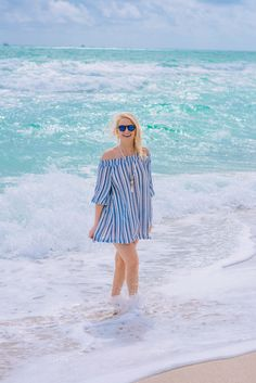 Beach Day | The Style Scribe