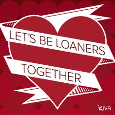Let's be loaners together | #valentines #impinv