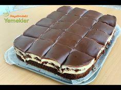 Τέλεια Πάστα Ταψιού Delicious Cake Recipes, Yummy Cakes, Sweet Recipes, Pastry Recipes, Cooking Recipes, Bomb Cake, Pasta Cake, Fruit Birthday Cake, Greek Desserts