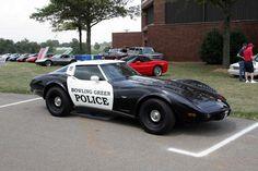 ◆Bowling Green, KY Police Corvette◆