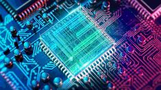 Electronics Projects, Computer Projects, Computer Chip, Computer Build, Electronics Accessories, Computer Repair, Windows Xp, Cpu Wallpaper, Delivery Robot