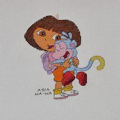 Dora poznaje świat / Dora the Explorer