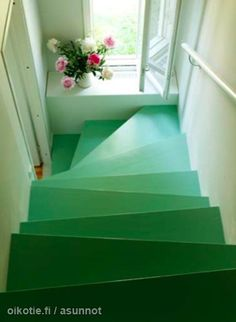 Kaikki kuvat | Oikotie Granny Chic, Stairs, Cozy, Traditional, Retro, House, Cabin Fever, Design, Home Decor