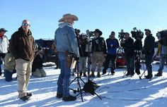 Enhanced Video Shows LaVoy Finicum Point Out Agent that Took First Shot at Him THE FBI MURDERED LaVoy Finicum