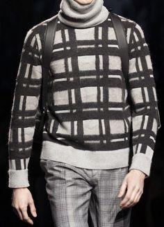 Brioni maglione uomo inverno 2017