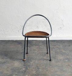 Vittoriano Viganò - rare chair