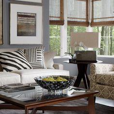 The Shiny Nickel Living Room