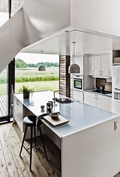 ideasgn × blogspot: SummerHouse in Denmark by Kim Holst