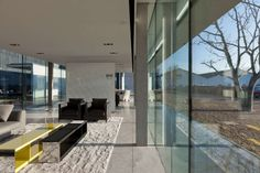 OBUMEX Outdoor Showroom on Architizer
