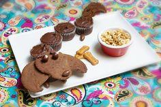 Dachshund Cupcakes 6