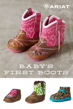 Country//Cowboy//Army FREE SHIP 0//6M Baby Girls Camo//Pink Hat//Cowboy Boots Set
