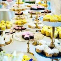 Cupcake setup