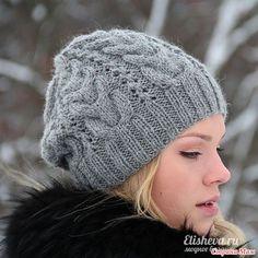 Две шапули, одна из них - кисюля - Вязание - Страна Мам