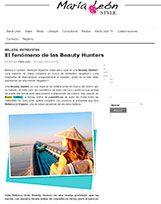 Ikonsgallery: El fenómeno de las beauty hunters en el blog de María León