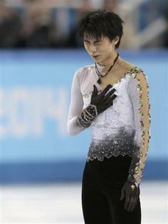 羽生、日本に今大会初の金メダルもたらす/フィギュア(13)