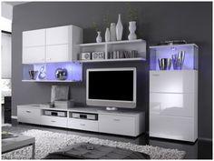 Стенка для гостиной Глянец 4: купить по цене 28100 руб, фото, описание, схема сборки, отзывы, комлектация, доставка - Interior-MC.ru