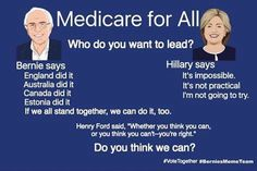 """Medicare for All 