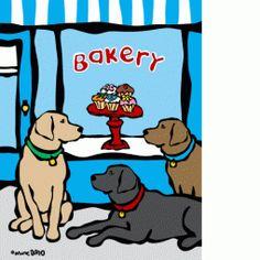 Marc Tetro - dog bakery