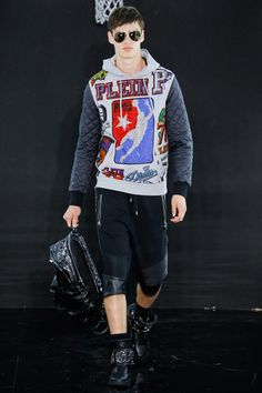 Philipp Plein Spring 2017 Menswear Collection Photos - Vogue