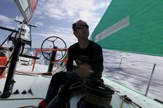Leg 6 - Day 2 / Groupama in the Volvo Ocean Race / Credit : Yann Riou