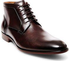 Men's Steve Madden Webbar Lace Up Boot