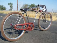 The Bike Blog Book Rat Rod Bikes Build Off Cruiser Bicycle Motorized