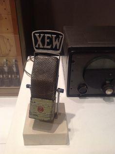 La Radio en México. XEW