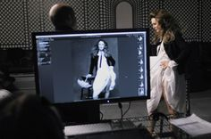 Behind the scenes of Karl Lagerfeld's traveling exhibit, Chanel: The Little Black Jacket.
