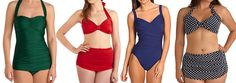 Swimwear for women over 40 – a selection of the best bikinis and bathing suits