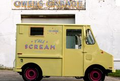 Y'all Scream Ice Cream Truck, #Austin