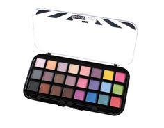 24 MATTE PALLETTE | Beauty Treats - Beauty Distribution CompanyTreats http://www.ikatehouse.com/beauty-treats-24-matte-palette.html