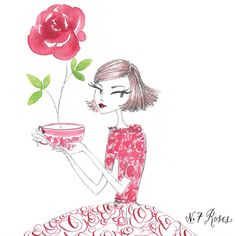 Tuesday Trends: Roses#trends #fashion - Anne Keenan Higgins