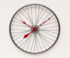 Cosas que se pueden hacer con ruedas de bicicleta