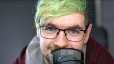 Sean with glasses!!!