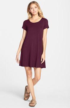 Socialite Knit Swing Dress available at Super Cute Dresses, Trendy Dresses, Fashion Dresses, Junior Outfits, Junior Dresses, Swing Dress, Dress Skirt, Fashion 101, Classic Fashion