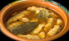 suculenta #receta: #sardinas en #escabeche con #vinagre de #cava