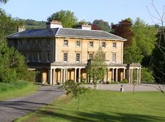Penpont Courtyard Wing, Brecon Beacons. Surrounded by 40 acres of gardens and grounds we can offer self catering accommodation as well as home and garden tours http://www.organicholidays.com/at/1560.htm