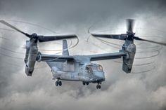 8. V-22 Osprey