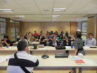 REDACCIÓN SINDICAL MADRID: Celebrado curso de nóminas para delegados y delega...