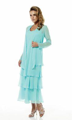 cffc0131e4 Pin It To Win It - Capri by Mon Cheri Two-piece silk burnout dress set