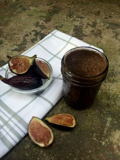 Smoothie Recipe: Fig and Blueberry