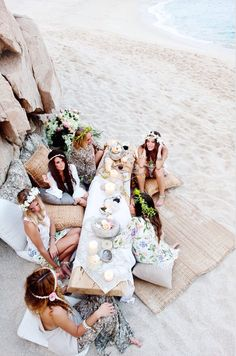 I want to do this with my friends/bridesmaids in the west coast