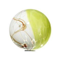 Garden Globes, Contemporary Garden, Garden Ornaments, Glass Globe, Hand Blown Glass, Glass Art, Christmas Bulbs, Holiday Decor, Flowers