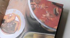 """Ricette della batana-il brodetto di pesce               """"Scarpèna e ràgno tusagù∫ fa el brudìto vigurù∫!"""" trad.""""scorfano e pesce ragno fanno il brodetto saporito"""""""