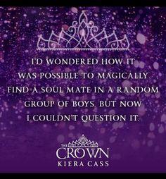 Just a few more weeks!! I can't waittt for the Crown! I hope she picks Kile #Keadlyn