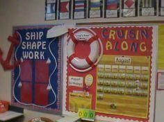 Nautical Classroom Theme 2012-2013