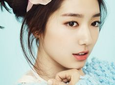 cool Park Shin Hye was chosen as the new nation's little sister