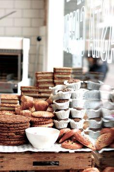 Amsterdam Bakery (Kaffiknopf)