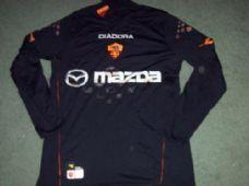 2003 2004 Roma L s Adults Medium Away Football Shirt Top Maglia Italy Classic  Football ef11bf21d